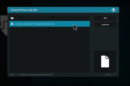 How to Install Krypto Build Wizard with Screenshots step 12