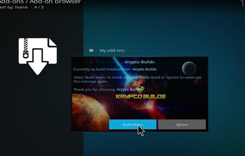 How to Install Krypto Build Wizard with Screenshots step 16