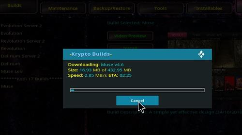 How to Install Krypto Build Wizard with Screenshots step 20