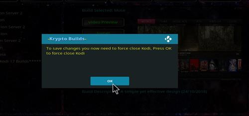How to Install Krypto Build Wizard with Screenshots step 21