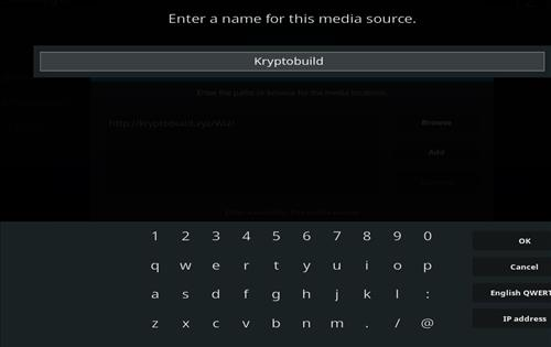 How to Install Krypto Build Wizard with Screenshots step 6