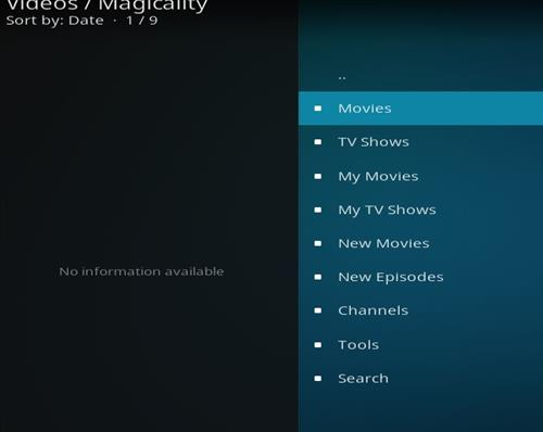 How to Install Magicality Kodi Add-on 18 Leia pic 2