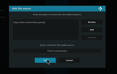 How to Install Neon Green Mini Kodi Build with Screenshots step 7