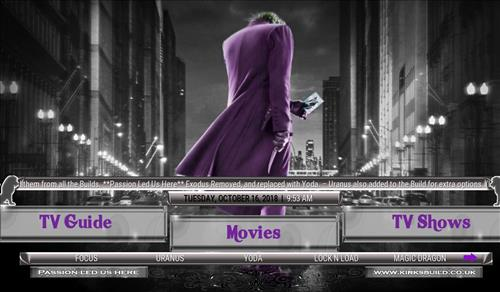 How to Install Passion Led Us Here Kodi Build with Screenshots pic 1