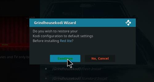 How to Install Red Lite Kodi Build with Screenshots step 24