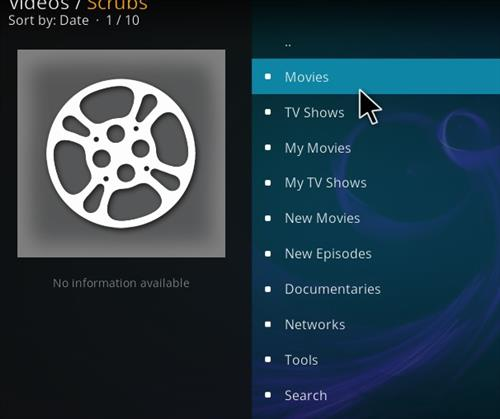 How to Install Scrubs Kodi Add-on with Screenshots pic 2
