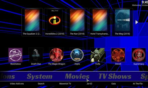 How to Install Slamious Kodi Build with Screenshots pic 1