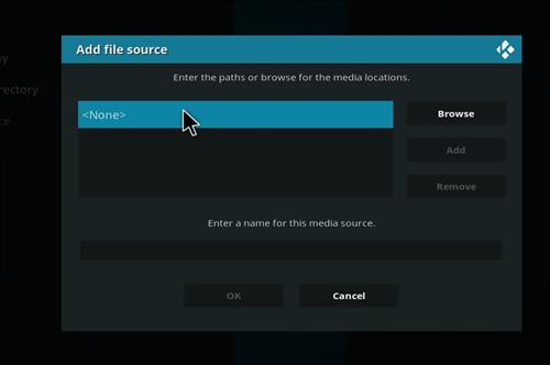 How to Install The Fabulous 50s Kodi Build 18 Leia step 4