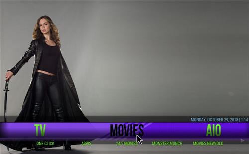 How to Install Women on TV Kodi Build 18 Leia pic 1