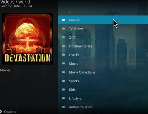 How to Install World Kodi Add-on with Screenshots pic 2