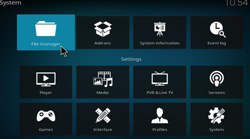 How to Install Xontech Kodi Build 18 Leia step 2