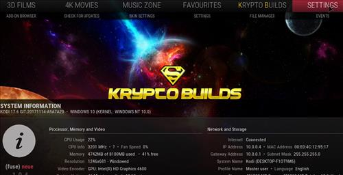 How to Install Muse Kodi Build with Screenshots – Whyingo