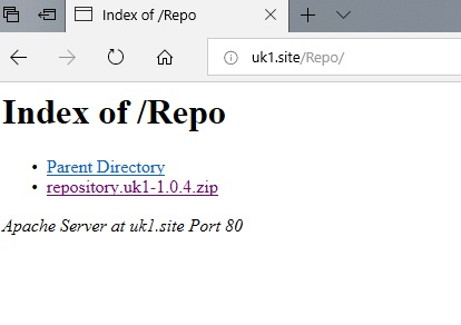 Ukodi1 Repo Download
