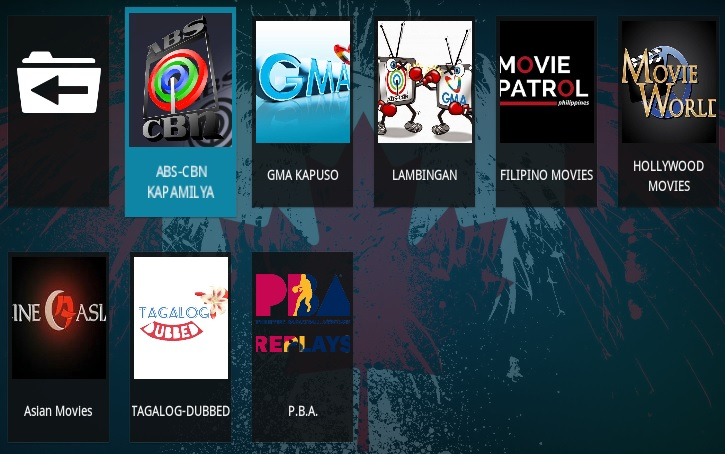 How To Install Bangon Pinoy Kodi Add-on with Screenshots Overview
