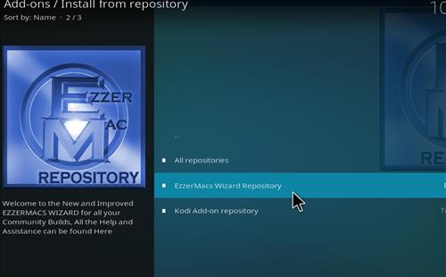 How to Install Breezz RD Kodi Build 18 Leia step 15