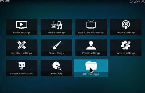How to Install Fladnag Kodi Add-on with Screenshots step 2