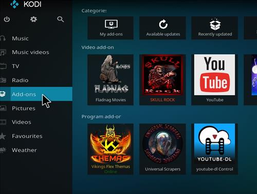 How to Install Fladnag Kodi Add-on with Screenshots step 8