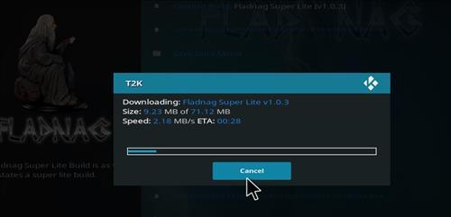 How to Install Fladnag Super Lite Kodi Build with Screenshots step 26