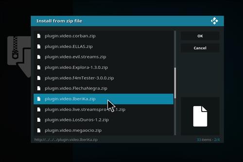 How to Install Iberika Live Kodi Add-on with Screenshots step 13