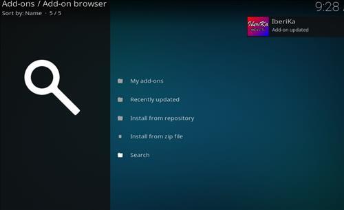 How to Install Iberika Live Kodi Add-on with Screenshots step 14