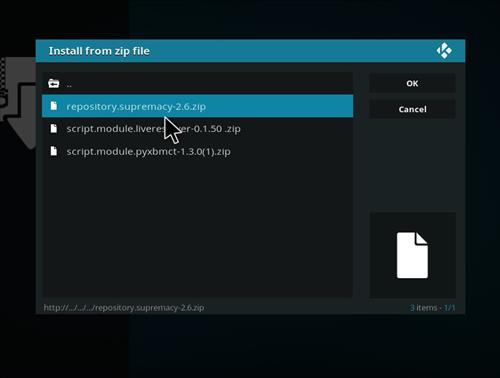 How to Install JoyRide Kodi Add-on with Screenshots step 12