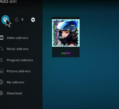 How to Install JoyRide Kodi Add-on with Screenshots step 9