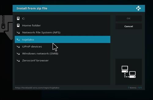 How to Install Jupiter Kodi Add-on with Screenshots step 11