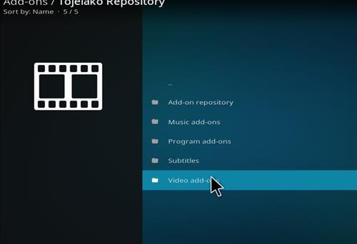 How to Install Jupiter Kodi Add-on with Screenshots step 16