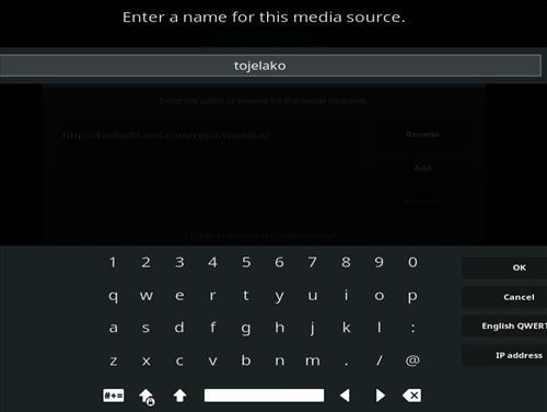 How to Install Jupiter Kodi Add-on with Screenshots step 6