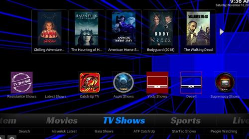How to Install Slamious 18 Kodi Build Leia pic 2