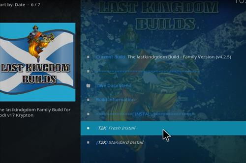 How to Install The Lastkingdom Kodi Build with Screenshots step 24