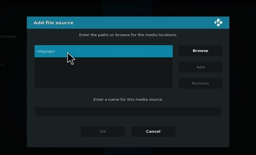 How to Install The Revelation Family Kodi Build with Screenshots step 4