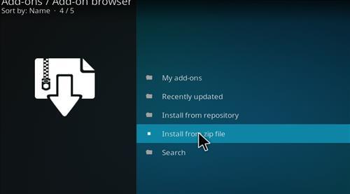 How to Install Zanni Kodi Add-on with Screenshots step 10