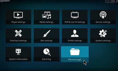 How to Install Zanni Kodi Add-on with Screenshots step 2