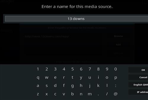 How to Install Zanni Kodi Add-on with Screenshots step 6