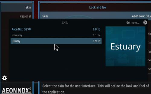 How to change the Skin back to Default Estuary klepto step 4