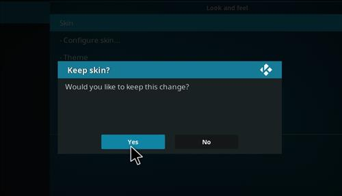 How to change the Skin back to Default Estuary klepto step 5