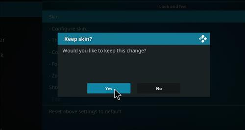 How to change the Skin back to Default Estuary wolf step 5