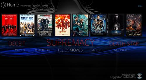 Top Best Working KODI Build List November 2018 breezzdark pic 2
