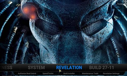 Top Best Working KODI Build List November 2018 revelation