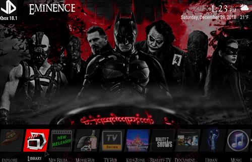 Best Working Kodi 18 Leia Builds 2018 eminence