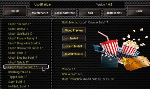 How to Install Cinemax Kodi Build with Screenshots step 23
