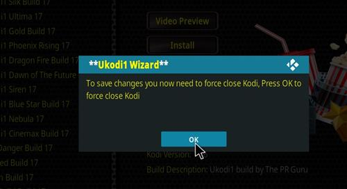 How to Install Cinemax Kodi Build with Screenshots step 27