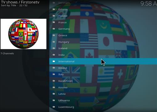 How to Install Firstonetv Kodi Add-on with Screenshots pic 2