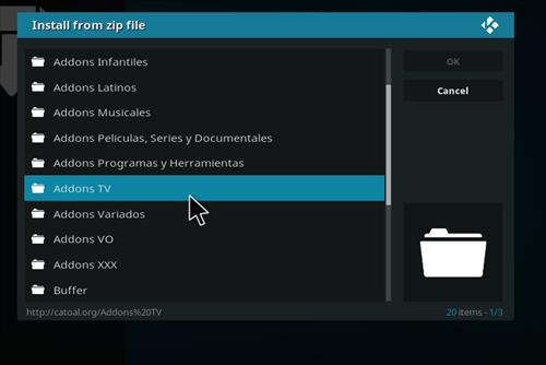 How to Install Firstonetv Kodi Add-on with Screenshots step 12