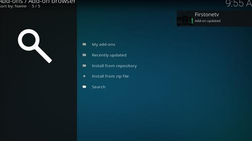 How to Install Firstonetv Kodi Add-on with Screenshots step 15