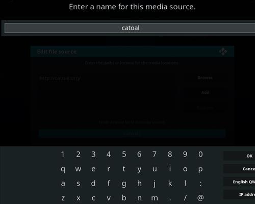 How to Install Firstonetv Kodi Add-on with Screenshots step 6