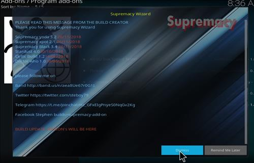 How to Install Gotham Xmas Kodi Build with Screenshots step 20