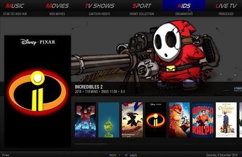 How to Install Hadouken Kodi Build with Screenshots step 22