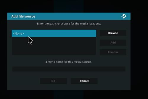 How to Install Nova 4K Kodi Build with Screenshots step 4